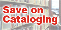 Save on Cataloging
